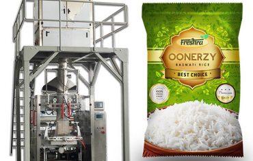 embaladora d'arròs automàtica d'1 kg de 5 kg