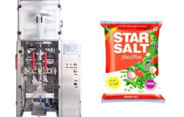 màquina automàtica d'envasos de sal de 1 kg