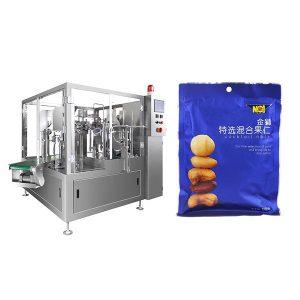 Màquina automàtica de segellat de farcit automàtic per a pols sòlid o sòlid