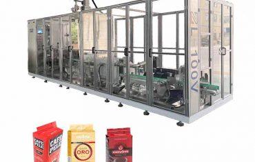 Màquina d'empaquetatge de biela de buit de tipus lineal automàtica