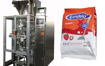 màquina automàtica d'embalatge en pols