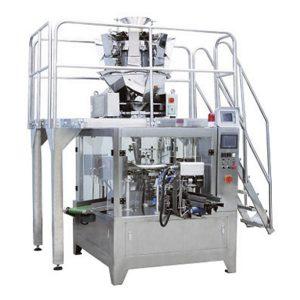 Borsa de fruita seca automàtica que omple la màquina de fabricació d'embalatges