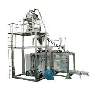 Big Bag Màquina de farciment de pols automàtic en pols Màquina d'embotit en pols de llet