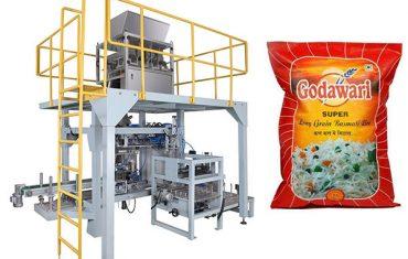 borsa granular màquina d'envasat granular per a l'arròs