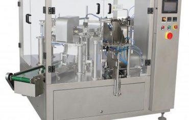 màquina d'embalatge rotatiu de borsa gran zg6-350