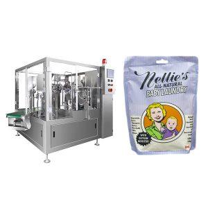 Xips d'embalatge de màquines d'embalatge d'aliments