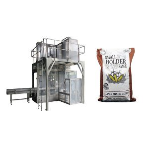 Envasadores d'alimentació i màquines d'embalatge