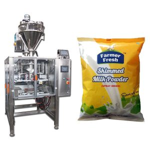 Màquina d'embalatge de pols de llet