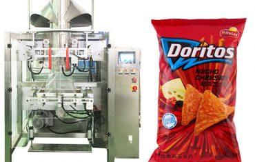 bossa de coixins màquina d'embalatge vertical