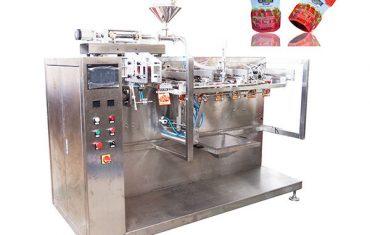 màquina d'embalatge de salsa de tomàquet precuitada