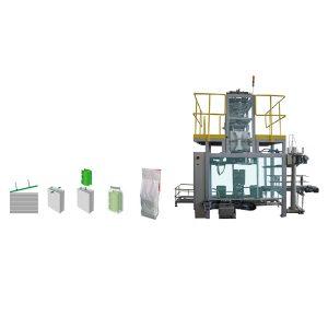 Borsa d'embalatge secundària en màquina d'embalatge de polietilè