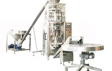 màquina segelladora de farciment de forma vertical de grau amb tassa volumètrica