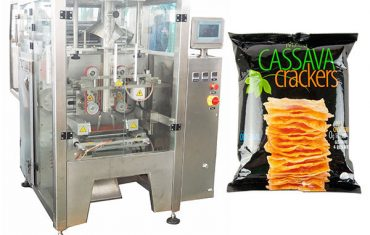 màquina d'envasat de forma vertical i segelladora