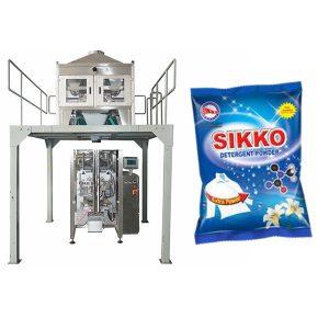 Màquina d'empaquetatge en pols per rentar