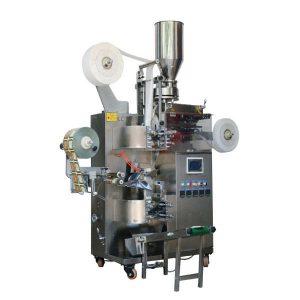 Màquina d'empaquetatge automàtic de teixits ZT-18 (amb etiqueta i paperera)