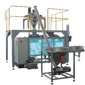 ZTCP-25L màquina d'empaquetatge automàtic de bosses per a pols