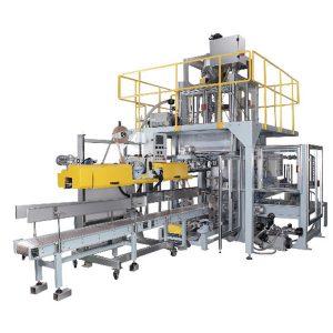 Unitat de màquina d'empaquetatge en pols de polsera pesada automàtica ZTCP-50P