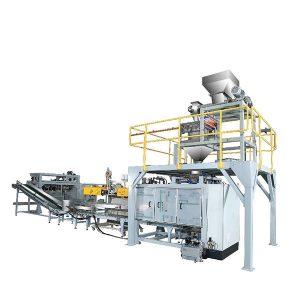 ZTCP-50P màquina automàtica d'embalatge teixit per a pols