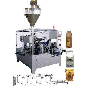 màquina automàtica d'embalatge en pols completa