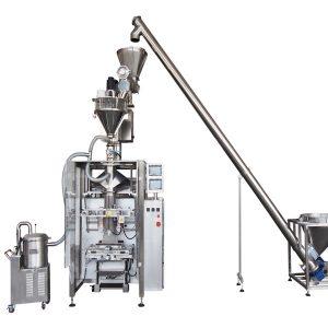 màquina d'envasat en pols amb cargol de cargol
